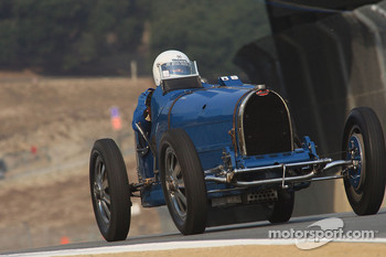 Mike Gertner, 1928 Bugatti T-35B