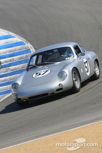 Bill H. Lyon, 1961 Porsche Abarth