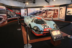 Special presentation: Rolex Moments in Time display, 1970 Porsche 917K