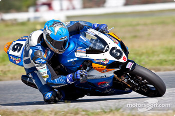 Brett McCormick won both the Pro Sport Bike and Superbike races but season long championships went to Jordan Szoke for both classes