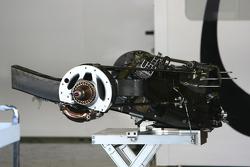 Brawn GP, Gearbox
