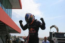 Daniel Ricciardo is crowned 2009 F3 Champion