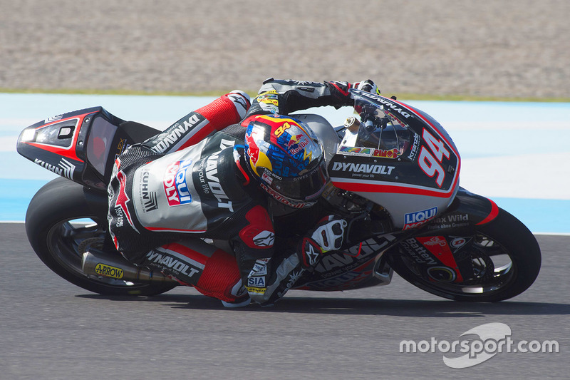 Jonas Folger – 3. Platz Moto2: