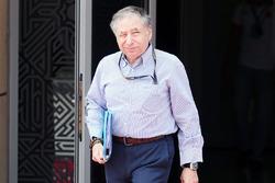 Jean Todt, FIA President