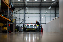 Aston Martin Racing Mount Anvil partnership