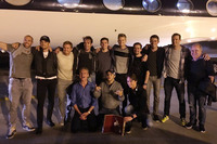 Formula 1 Foto - Jenson Button, Nico Rosberg, Jean-Eric Vergne, Max Verstappen, Nico Hulkenberg, Paul di Resta, Alexander Wurz, David Coulthard, Felipe Massa, Esteban Gutierrez