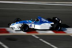 #4 Abba Kogan, Fuchs Oil, F1 Tyrrell 023 Yamaha 3.5 V10 [ex-Salo]