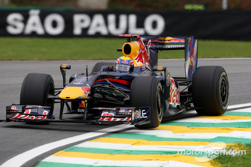 2009: Mark Webber (Red Bull-Renault RB5)
