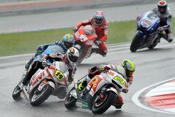 Toni Elias, San Carlo Honda Gresini, Randy De Puniet, LCR Honda MotoGP