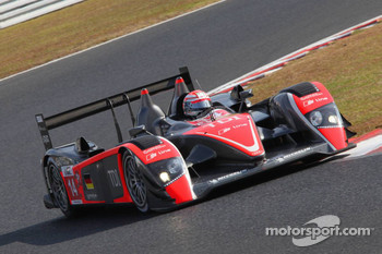 #14 Kolles Audi R10 TDI: Christijan Albers, Matteo Cressoni, Hideki Noda