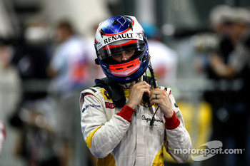 Romain Grosjean, Renault F1 Team