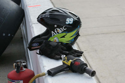 Crew helmet for Carl Edwards