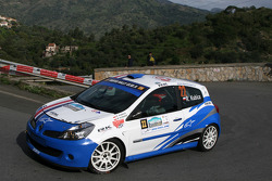 Robert Kubica and Michal Kusnierz, Renault New Clio R3C Dp Autosport