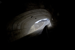 Tunnel at Phoenix International Raceway