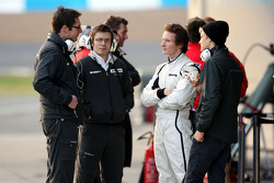 Andrew Shovlin, BrawnGP, Senior Race Engineer to Jenson Button Mike Conway, Tests for BrawnGP, Marcus Ericsson, Tests for BrawnGP