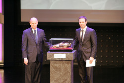 Myers Brothers Awards: Goodyear award to Jimmie Johnson