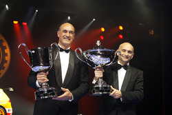 Jaime Puig and Gabriele Tarquini, Seat