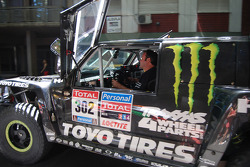 #302 Hummer: Robby Gordon and Andy Grider