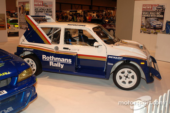 Jimmy McRae's MG Metro 6R4