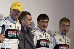 McLaren Autosport BRDC Award nominees