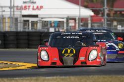 #77 Doran Racing Ford Dallara: Memo Gidley, Fabrizio Gollin, Brad Jaeger, Derek Johnston
