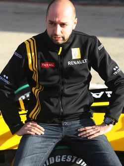 Gerard Lopez, Renault F1 Team owner