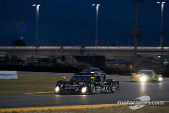 #55 Crown Royal/NPN Racing BMW Riley: Christophe Bouchut, Sébastien Bourdais, Emmanuel Collard, Sascha Maassen, Scott Tucker