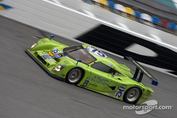 #75 Krohn Racing Ford Lola: Colin Braun, Nic Jonsson, Tracy Krohn, Ricardo Zonta