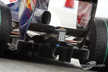 Mark Webber, Red Bull Racing, detail