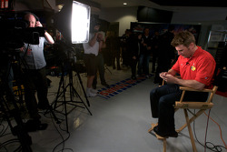 Champion's breakfast: 2010 Daytona 500 winner Jamie McMurray on live TV