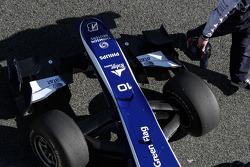 Williams F1 Team, detail