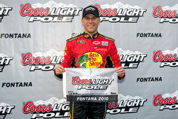 Pole winner Jamie McMurray, Earnhardt Ganassi Racing Chevrolet