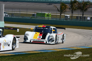 #9 Action Express Racing Porsche Riley: Joao Barbosa, Terry Borcheller