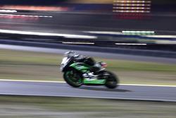 Bike at speed