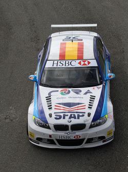Sergio Hernandez, Scuderia Proteam Motorsport, BMW 320si