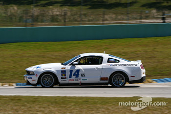 #14 TC Motorsports Mustang Boss 302R: Ted Anthony Jr., Rick Edwards