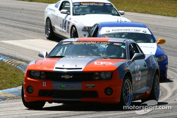 #05 Godstone Ranch Motorsports/Momentum Camaro GS.R: Davy Jones, John McCutchen