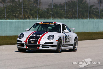 #89 Ranger Sports Racing Porsche 997: Frank Rossi, Michael Wheeler