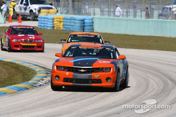 #06 Momentum Race Group Camaro GS.R: Jeff Altenburg, Tom Weickardt