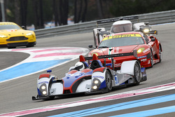 #47 Hope Polevision Racing Formula Le Mans: Steve Zacchia, Michael Tinguely, Olivier Lombard