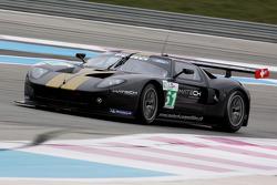 #61 Matech Competition Ford GT: Thomas Mutsch, Natacha Gachnang, Cyndie Allemann, Rahel Frey, Enrique Bernoldi