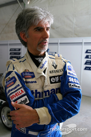 Damon Hill, 1996 F1 World Champion
