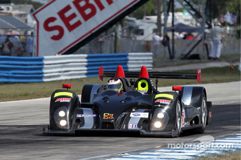 #95 Level 5 Motorsports Oreca FLM09: Scott Tucker, Ryan Hunter-Reay, James Gue