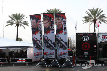 IndyCar Series flags