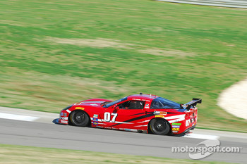 #07 Banner Racing Corvette: Paul Edwards, Scott Russell
