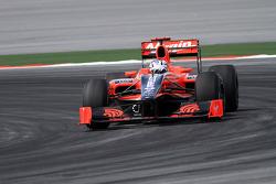 Timo Glock, Virgin-Cosworth