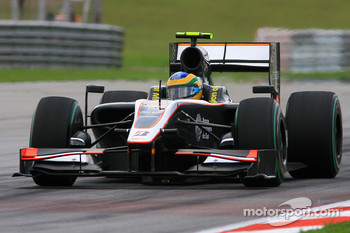 Bruno Senna, HRT-Cosworth