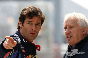 Charlie Whiting FIA Safety Delegate and Race Director