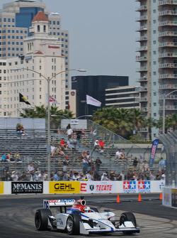 Hideki Mutoh, Newman-Haas-Lanigan Racing