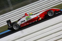 Alexander Sims, ART Grand Prix, Dallara F308 Mercedes